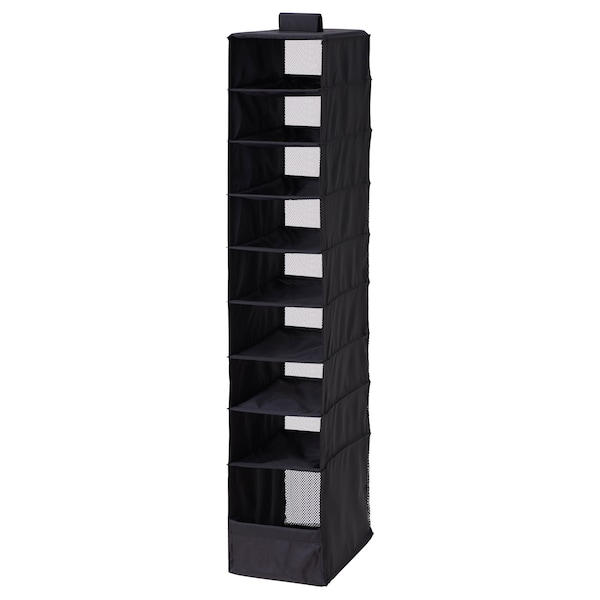 IKEA SKUBB Organizer with 9 compartments