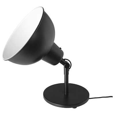 """SKURUP table/wall uplight with LED bulb black 13 W 14 """" 7 """" 9 """" 6 ' 7 """""""