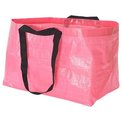 SLUKIS Shopping bag, large, pink, 2401 oz