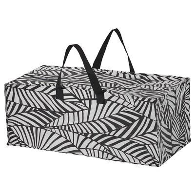 SLUKIS Storage bag for cart, black/white, 2570 oz