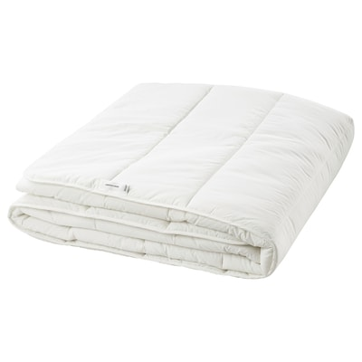 "SMÅSPORRE comforter, light warm 186 /inch² 86 "" 86 "" 25 oz 60 oz"