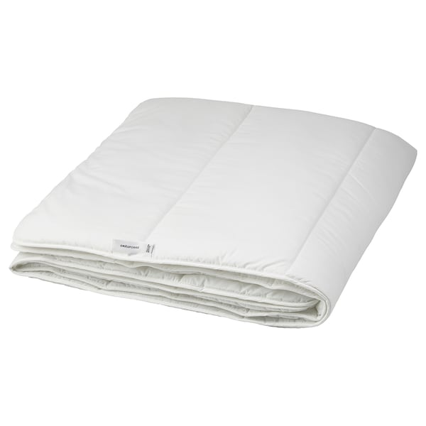 "SMÅSPORRE comforter, warm 186 /inch² 86 "" 64 "" 35 oz 61 oz"