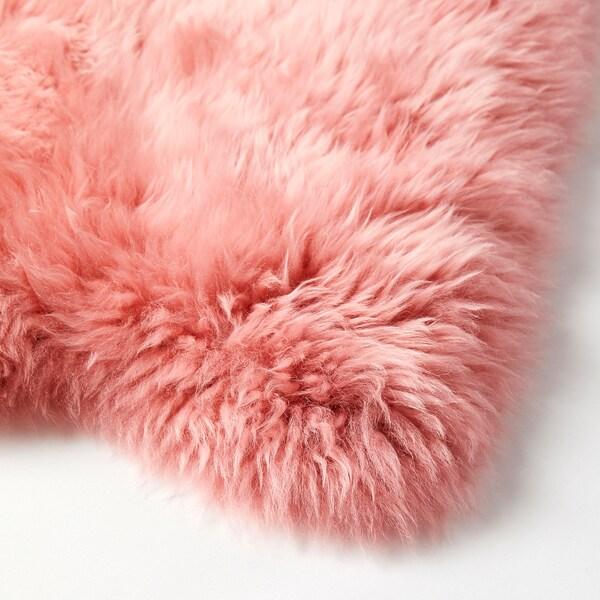 IKEA SMIDIE Sheepskin, dyed