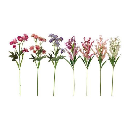 Candles picture frames plants plant pots vases clocks ikea - Ikea fleurs artificielles ...