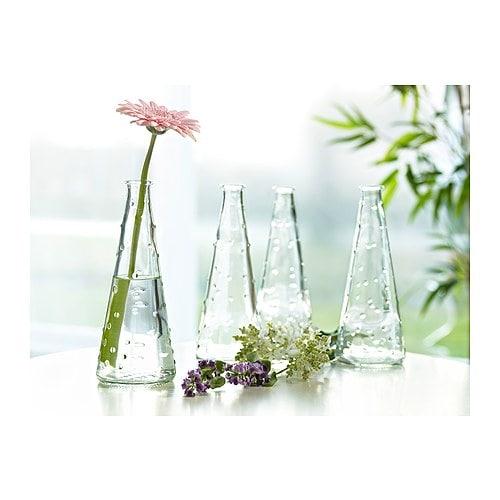 "SNÄRTIG Vase  Height: 7 ""  Height: 18 cm"
