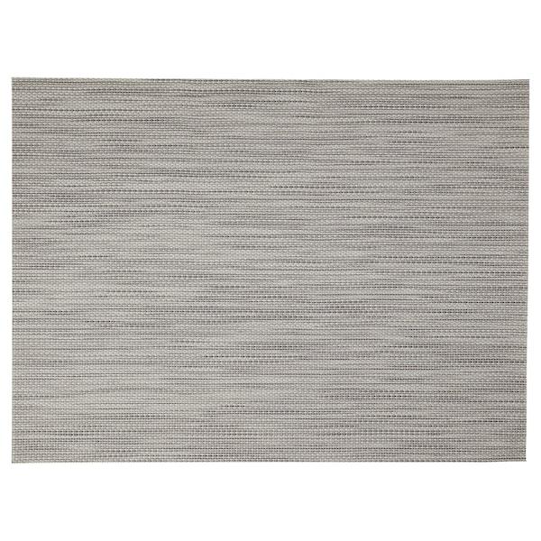 """SNOBBIG Place mat, light gray, 18x13 """""""