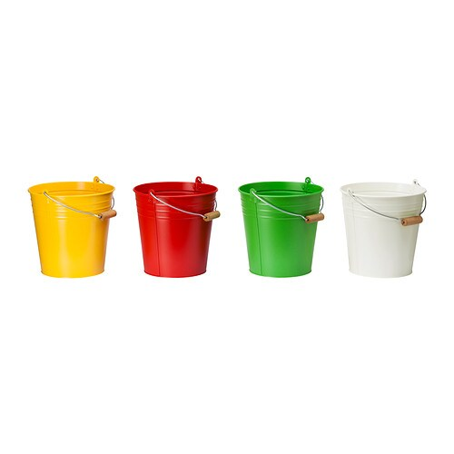 SOCKER Bucket/plant pot IKEA