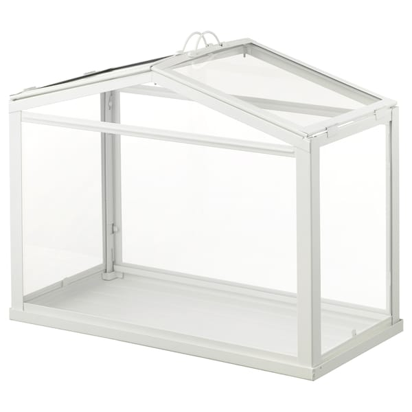 """SOCKER greenhouse white 17 ¾ """" 8 ¾ """" 13 ¾ """""""