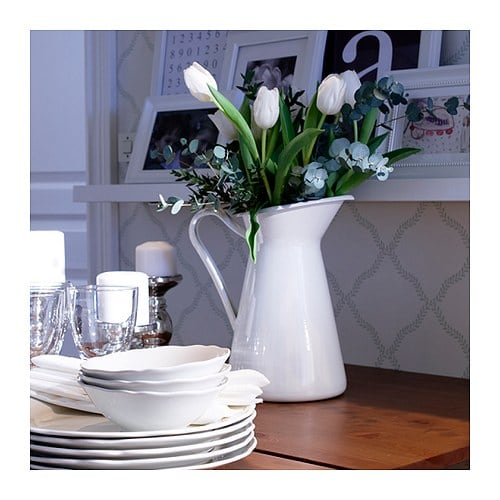 a pocketful of blue i spy an ikea pitcher. Black Bedroom Furniture Sets. Home Design Ideas