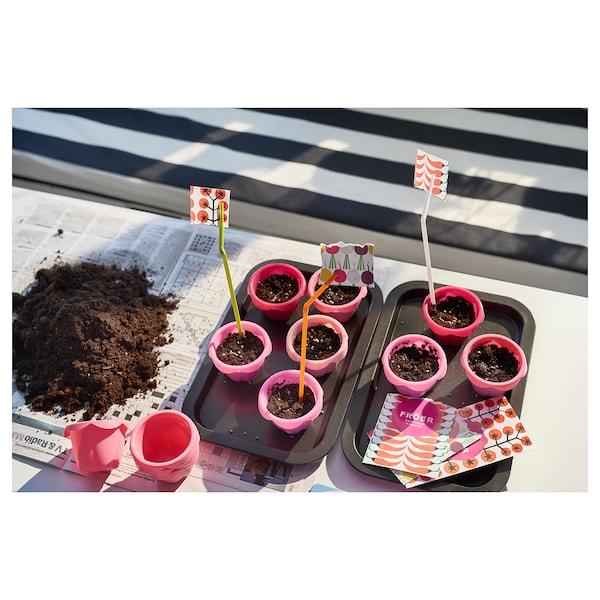 SOCKERKAKA Baking cup, assorted pink shades