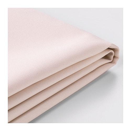 SÖDERHAMN Corner section cover, Samsta light pink Samsta light pink