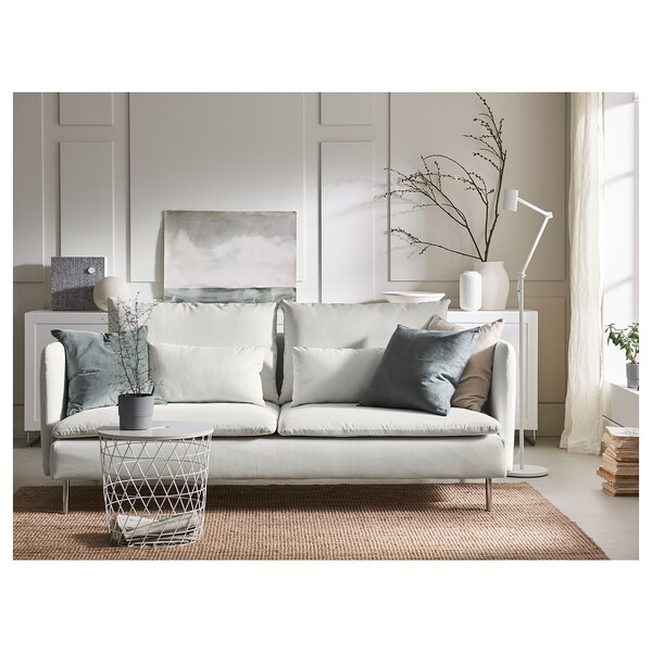 SÖDERHAMN Sofa - Finnsta white - IKEA