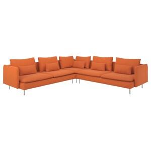 Cover: Samsta orange.