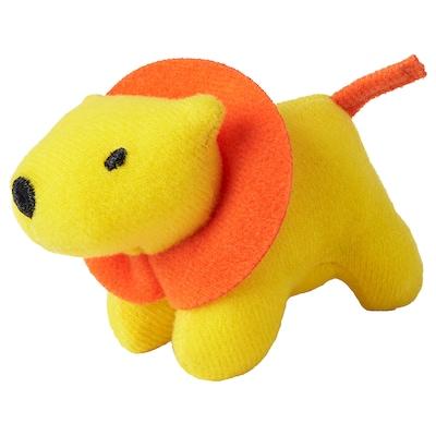"""SÖT BARNSLIG Soft toy, lion, 3 ½ """""""
