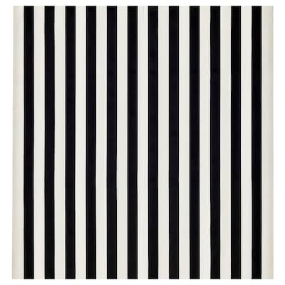 SOFIA Fabric, wide stripe/black/white, 59 ""