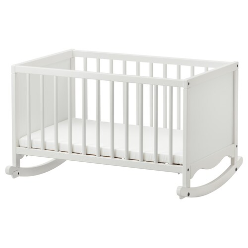 IKEA SOLGUL Cradle with sleeping pad