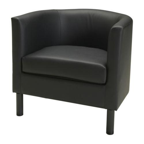 "SOLSTA OLARP Chair, Idhult black Width: 26 "" Depth: 24 3/8 "" Height: 24 3/4 "" Seat width: 18 7/8 "" Seat depth: 19 5/8 "" Seat height: 15 3/4 ""  Width: 66 cm Depth: 62 cm Height: 63 cm Seat width: 48 cm Seat depth: 50 cm Seat height: 40 cm"