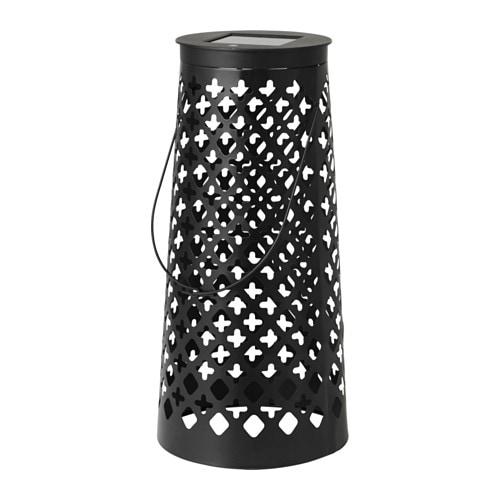 Solvinden Led Solar Powered Floor Lamp Ikea