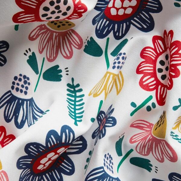 "SOMMARASTER fabric white/multicolor 0.75 oz/sq ft 59 "" 16.15 sq feet"
