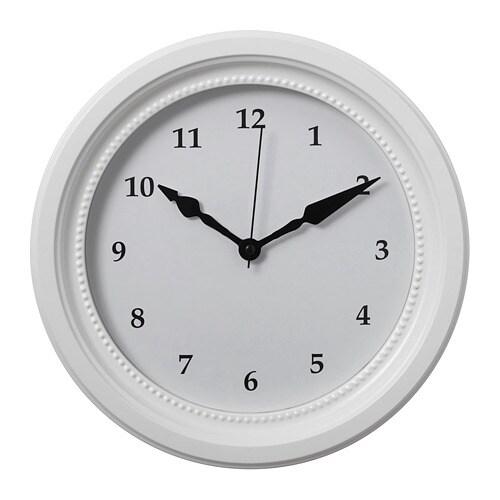S 214 Ndrum Wall Clock Ikea