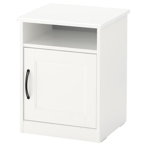 """SONGESAND nightstand white 16 1/2 """" 15 3/4 """" 21 5/8 """" 4 3/8 """""""