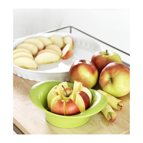 SPRITTA Apple slicer IKEA Can also be used for slicing onions into wedges, etc.