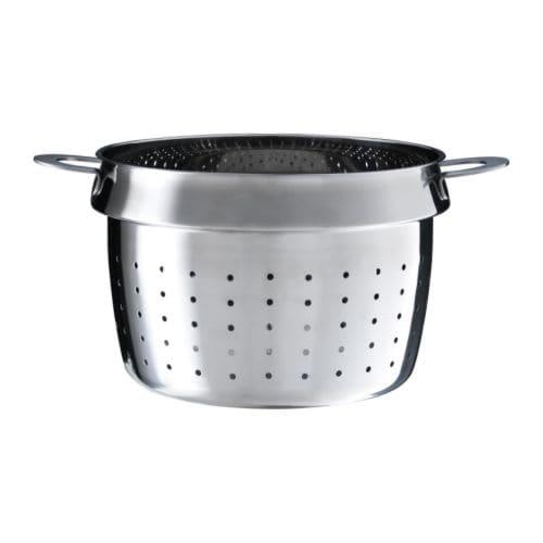 STABIL Pasta insert, stainless steel