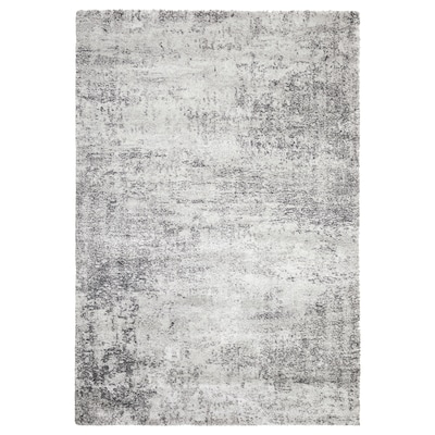 "STANGERUM Rug, high pile, gray, 5 ' 7 ""x7 ' 10 """