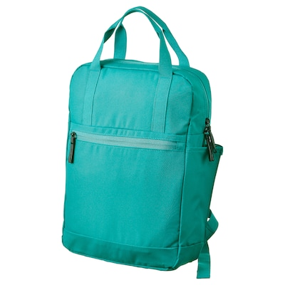 STARTTID backpack turquoise 3 gallon