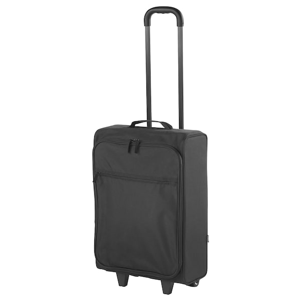 STARTTID Carry-on bag with wheels