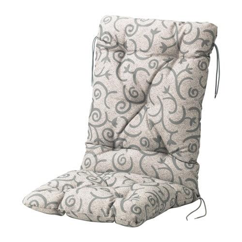 Steg n seat back pad outdoor ikea - Fauteuil de jardin ikea ...