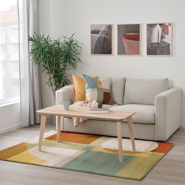 """STENMÄTARE Cushion cover, multicolor, 20x20 """""""