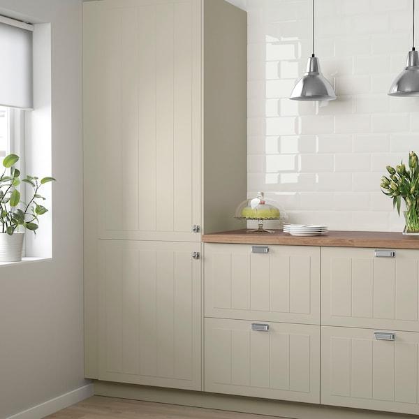 """STENSUND Door, beige, 15x50 """""""