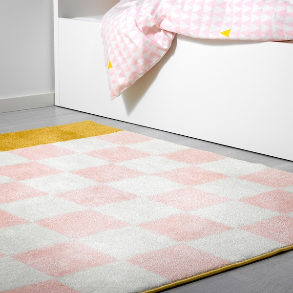 IKEA STILLSAMT Rug, high pile