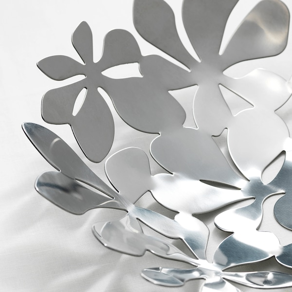 """STOCKHOLM Bowl, stainless steel, 16 ½ """""""
