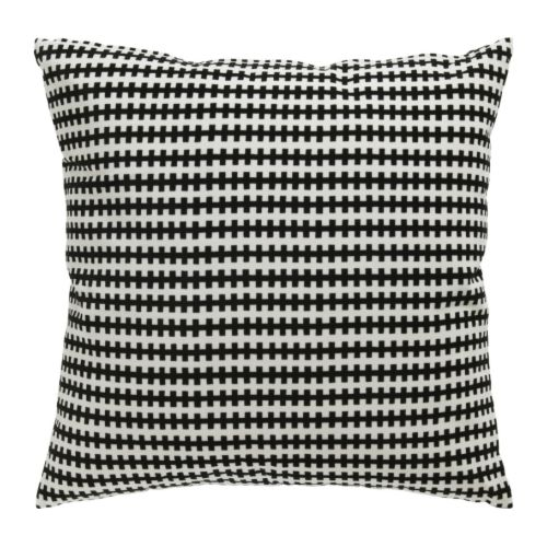 STOCKHOLM Cushion IKEA Cotton velvet gives depth to the color and is soft to the touch.
