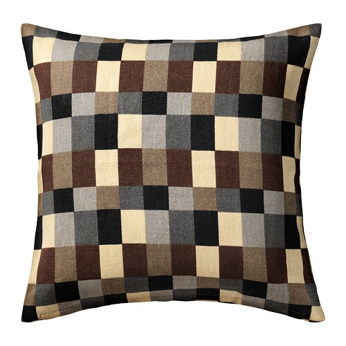 stockholm cushion cover ikea. Black Bedroom Furniture Sets. Home Design Ideas