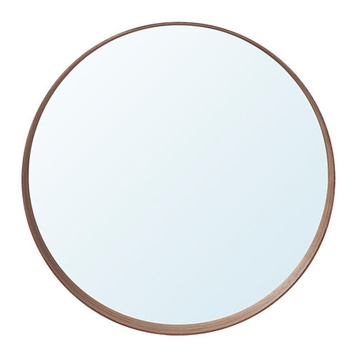STOCKHOLM Mirror - walnut veneer - IKEA