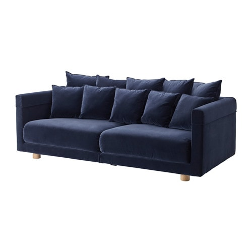 stockholm 2017 sofa sandbacka dark blue ikea rh ikea com