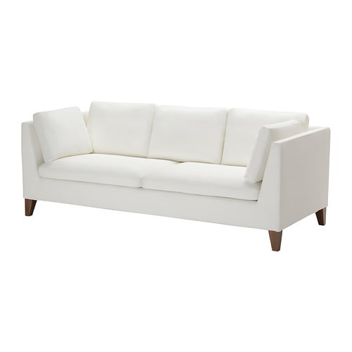 stockholm sofa r st nga white ikea. Black Bedroom Furniture Sets. Home Design Ideas