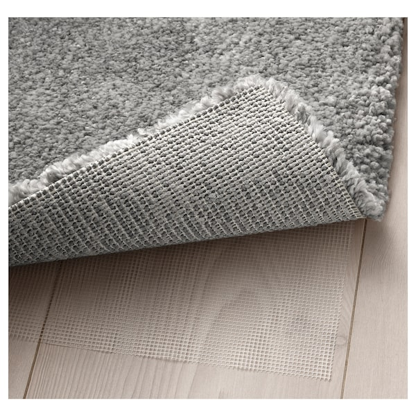 Stoense Rug Low Pile Medium Gray 6