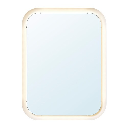 Storjorm Mirror With Built In Light Ikea