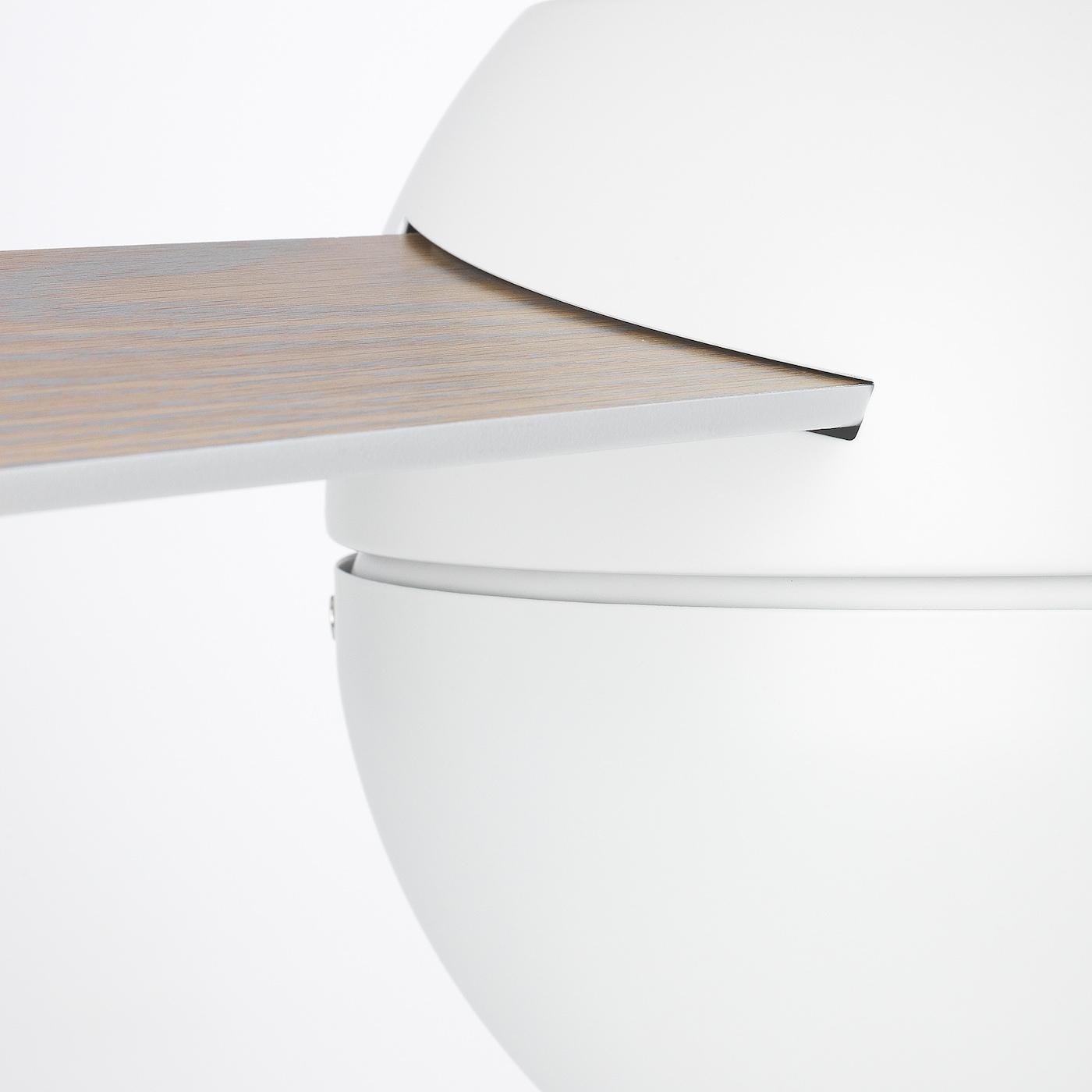 Stormvind 3 Blade Ceiling Fan With Light Ikea
