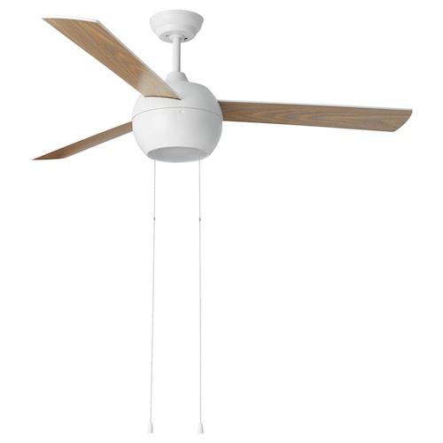 IKEA STORMVIND 3-blade ceiling fan with light