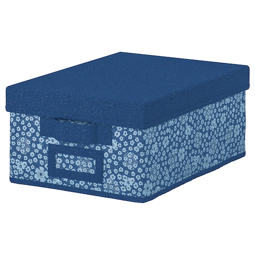 IKEA STORSTABBE Box with lid