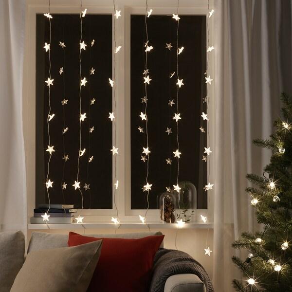StrÅla Led String Light Curtain 48