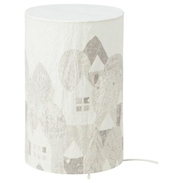 """STRÅLA LED table lamp, landscape, 12 """""""