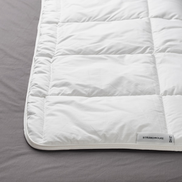STRANDMOLKE Comforter, light warm, King