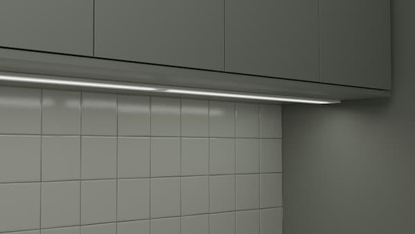 """STRÖMLINJE LED countertop light, white, 12 """""""
