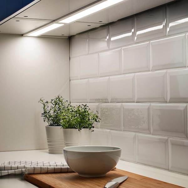 """STRÖMLINJE LED countertop light white 280 Lumen 15 """" 6 """" 0 """" 11 ' 6 """" 5 W"""